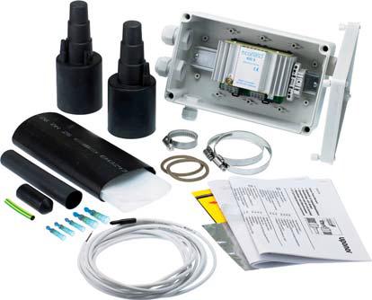 Ecoflex Supra Standart комплект подключения фото