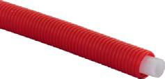 Трубы Radi Pipe PN6 в кожухе красная