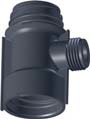Uponor Aqua PLUS коллектор с наружной резьбой PPM фото
