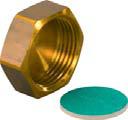 Uponor Aqua PLUS заглушка для коллектора с плоским уплотнением фото
