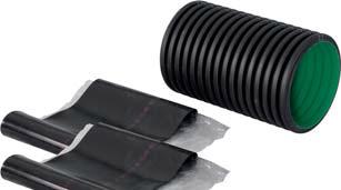 Uponor Ecoflex комплект изоляции соединения фото