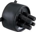 Uponor Ecoflex резиновый концевой уплотнитель