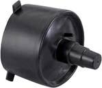 Uponor Ecoflex резиновый концевой уплотнитель фото