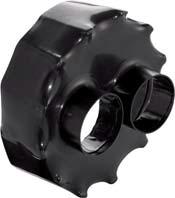 Uponor Ecoflex термоусадочный концевой уплотнитель Twin