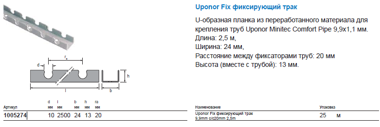 Uponor Fix