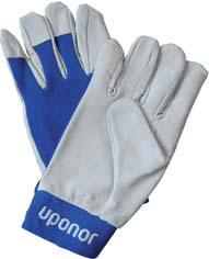 Uponor Klett перчатки для монтажа фото