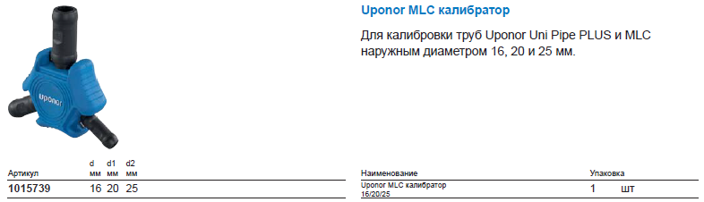 Uponor MLC