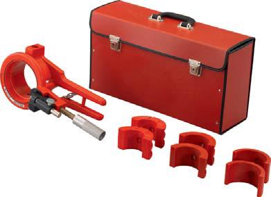 Uponor MLC набор инструментов для резки и снятия фаски фото