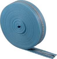 Uponor Multi демпферная лента с плёнкой фото