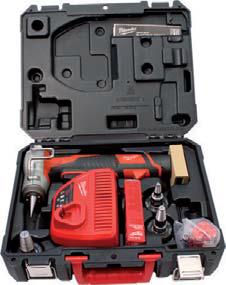 Uponor Q&E расширительный инструмент с головками фото