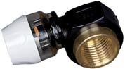Uponor RTM угольник с внутренней резьбой PPSU фото