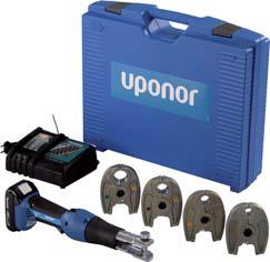 Uponor S-Press аккумуляторный инструмент Mini2 фото