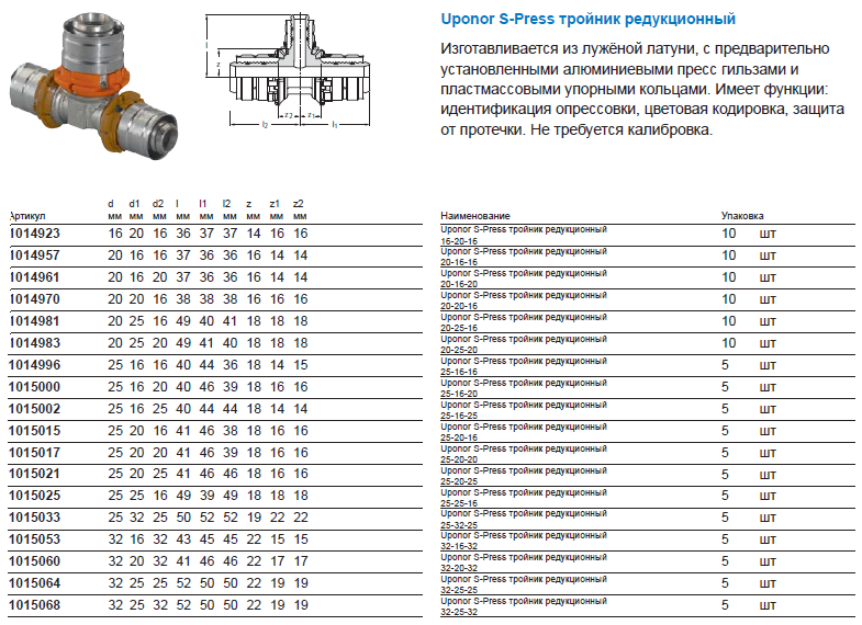 Uponor S-Press