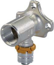 Uponor Smart Aqua S-Press водорозетка длинная фото