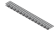 Uponor Tecto панель для компенсационного элемента фото