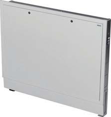 Uponor Vario коллекторный шкаф встраиваемый UP