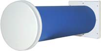 Uponor Ventilation клапан свежего воздуха фото