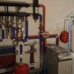 Uponor отопление под ключ