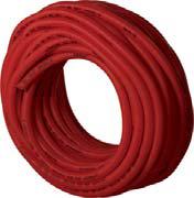 Кожухи Teck красный в бухтах фото
