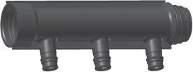 Uponor Aqua PLUS коллектор Q&E PPM фото