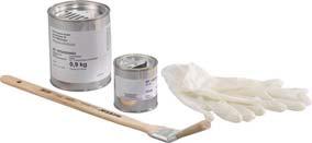 Uponor Ecoflex комплект эпоксидной смолы