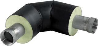 Uponor Ecoflex угольник теплоизолированный Single