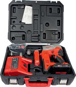 Uponor Q&E расширительный инструмент с головками M18 6bar фото
