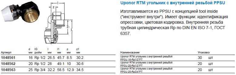 Uponor RTM