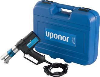 Uponor S-Press электрический инструмент без клещей фото