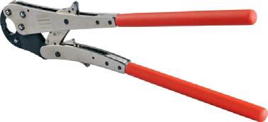 Uponor S-Press ручной инструмент без вкладышей фото