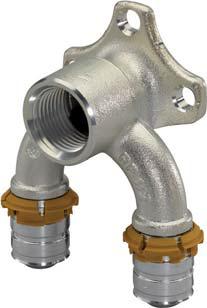 Uponor Smart Aqua S-Press водорозетка U-профиль фото