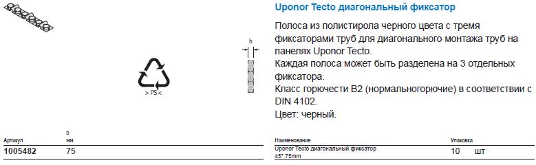 Uponor Tecto