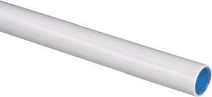 Uponor Uni Pipe PLUS труба белая в отрезках фото