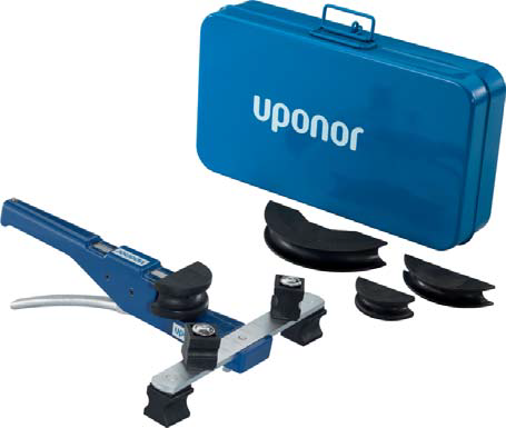 Uponor Uni Pipe PLUS трубогиб фото