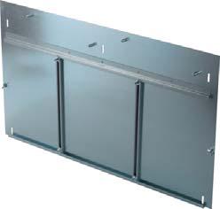 Uponor Vario задняя крышка для шкафа AP