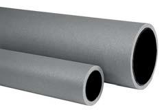 Uponor Ventilation изолированный воздуховод фото