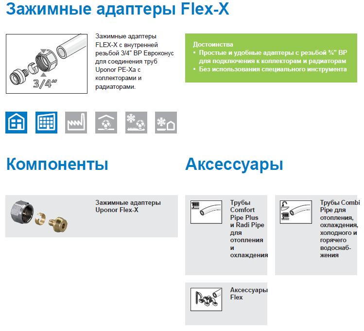Uponor Flex-X